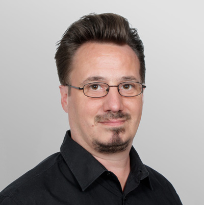 Ramon Dörfler - Content Manager